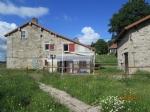 Propriete 2 Maisons Grange Piscine Terrain 5000m²