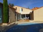 Villa F6 avec piscine et garage