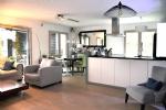 Appartement 3 chambres avec terrasse et jardin