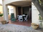 Saint Cyprien Plage  Appartement F2 En Rez De Jardin Avec Parking