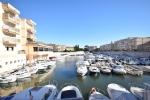 Port du Marco Polo, appartement 2 pièces en rez de Quai