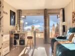 Studio cabine entièrement rénové dans le centre de Praz sur Arly (74120)