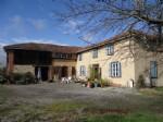 Ancienne ferme en L  afinir de rénover sur parcelle de 6000 m²