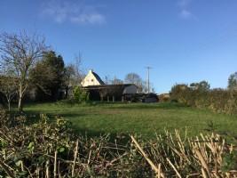 Broons - terrain constructible a vendre  - 689 m2