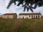 Maison avec 2 granges, très belle vue