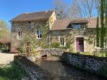 Moulin du XVII siècle à Dunet