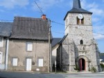 Limousin – Stone-Built, Sturdy Little Village House To Renovate.