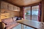 Studio impeccable et intelligemment aménagé, au c ur de la station de ski.