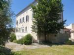 Ancienne propriété viticole avec maison de Maître, gîte, annexes sur 1560 m² au bord du Canal