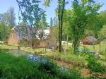Moulin du 18e s entièrement rénové avec étang et bois