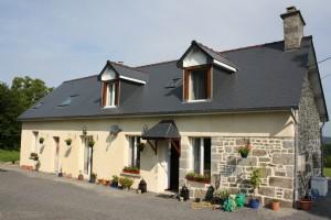 Maison de haut standing avec gite en Normandie