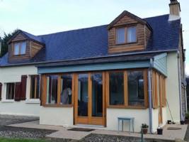 Jolie maison rénovée en Normandie