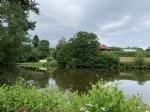 Jolie maison de campagne avec étang