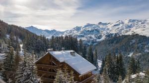 BIENS AV: Appartement de Ski de 2 chambres à MERIBEL