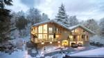 74920 COMBLOUX Appartement de Ski a vendre. SH 96m². 2 ch