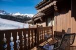 73120 COURCHEVEL Appartement Penthouse de Ski a vendre. SH 145m². 4 ch