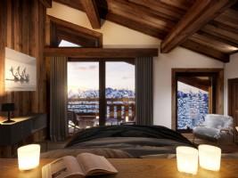 74120 MEGEVE Appartement de Ski a vendre. SH 83m². 3 ch