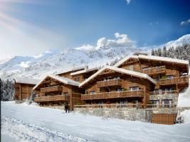 73550 MERIBEL Appartement de Ski a vendre. SH 134m². 3 ch