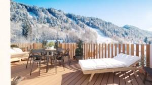 74300 LES CARROZ Appartement de Ski a vendre. SH 143m². 4 ch