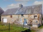 Maison en pierres, 2 chambres, 760 m²de terrain