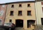Grande vigneron de 250m² avec terrasse, atelier garage près du Canal du Midi!