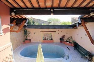 Grange réhabilitée près de Pezenas avec piscine !