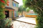 Maison familiale à Capestang avec 4 chambres, 2 SDB et piscine!