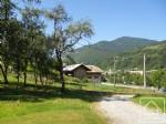 Une parcelle de 955m2 de terrain constructible située dans un village tranquille