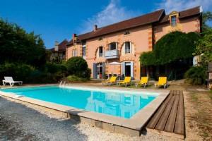 Maison bourgeoise avec piscine pour grande famille ou projet touristique