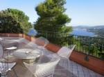 Somptueuse vue mer, villa aux allures baroques sur les hauteurs de porto-vecchio