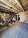 Saint rémy sur durolle , maison en pierre de 150 m2 à rhéabilité avec terrain de 64 m2