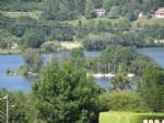 Vue panoramique, maison de campagne à rafraîchir